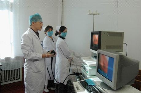微波综合治疗仪